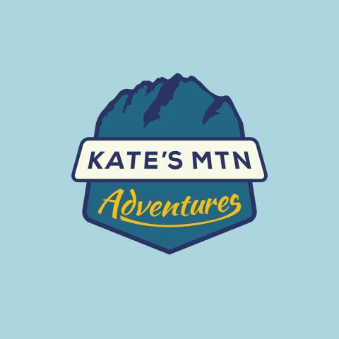 Kate's Mountain Adventures Logo